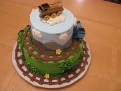 steam train cake - Google Search