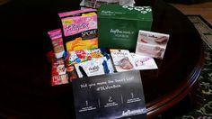 Loving the products in my Dean's List Vox Box!  I received these products courtesy of Influenster for testing purposes.