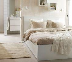 Renovar tu dormitorio con Ikea según los sentidos  http://ini.es/1pJ91O5 #ConsejosParaDecorar, #DecorarConEstilo, #DecorarUnDormitorio