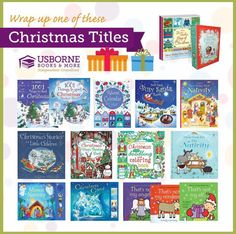 Usborne Christmas Titles