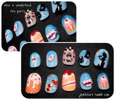 alice nails <3