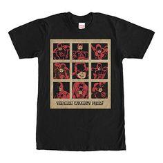 Daredevil Vintage Black T-Shirt