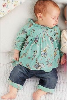 Cute baby girl clothes- design add great appeal cute baby girl clothes newborn clothing - baby clothes and infantwear - next cat jeans - ezibuy IBKLSFC Outfits Niños, Newborn Outfits, Kids Outfits, Newborn Clothing, Fashion Outfits, Kids Clothing, Little Girl Fashion, Fashion Kids, Men's Fashion