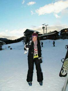 #skiing #snow #smile