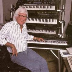 Composer Jerry Goldsmith (Alien, Chinatown, various Star Trek themes, L.A. Confidential)