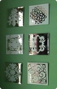 Frosted glass project