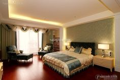 New modern bedroom interior design pictures 2015