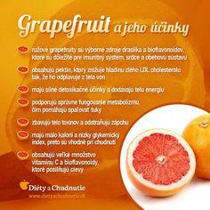 Dieta Detox, Health Eating, Natural Medicine, Wellness, Fruits And Vegetables, Grapefruit, Vegan Vegetarian, Diet Recipes, Meal Planning