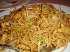 Classic Chinese Chow Mein | Food Recipes
