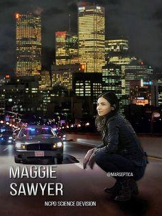 Maggie Sawyer, Supergirl Tv, Girlfriends, Dc Comics, Tv Series, Crime, Crime Comics, Boyfriends, Girls