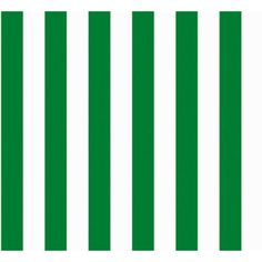 Green - white stripes wall MARIMEKKO KORSI
