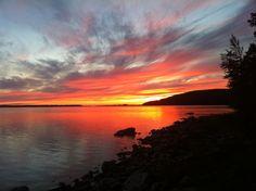 North Karelia, Pielinen lake