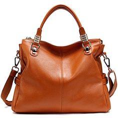 Aidoer Damen klassischen Leder Handtasche Messenger Taschen (Braun) Aidoer http://www.amazon.de/dp/B00XHPD6GU/ref=cm_sw_r_pi_dp_Gul8wb0TX33NK