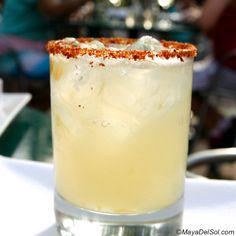 week | refresco de pina | pineapple infused rum · muddled pineapple ...