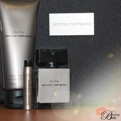 Narciso Rodriguez for him is absolutely delicious, very masculine, relaxing and perfect for your man. Enter Beauty Belle 1000th Fan Celebration Giveaway here ~ beautybelle.co.za