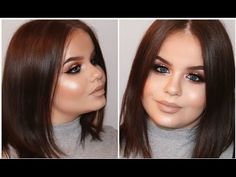 MORPHE 35O | Copper Eyeshadow Makeup Tutorial | @MARIYA.AE