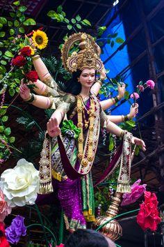 Maa Durga Photo, Maa Durga Image, Ganesh Photo, Radha Krishna Photo, Durga Maa Pictures, Durga Images, Navratri Special, Happy Navratri, Chaitra Navratri