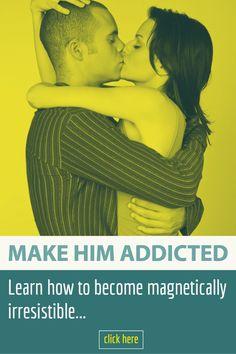 3 steps to make him love you