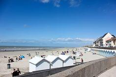 Plage Fort-Mahon Destinations, Roubaix, Mont Saint Michel, Calais, Opera House, Places To Visit, Building, Travel, North Sea