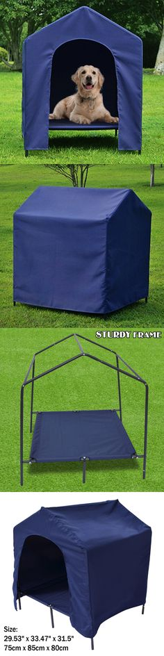 Saymequeen Foldable Dots Style Pet Outdoor Indoor Tent Cat House Tent Bed green * Click on the image for additional details.(This is an Amazon affiu2026 & Saymequeen Foldable Dots Style Pet Outdoor Indoor Tent Cat House ...