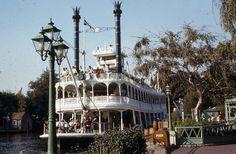 "The ""Mark Twain"", Disneyland"