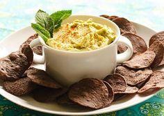 Basil Flavored Hummus Recipe -  Are you ready to cook? Let's try to make Basil Flavored Hummus in your home!