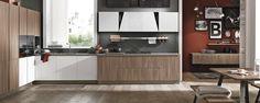 cucine moderne stosa - modello cucina infinity 08