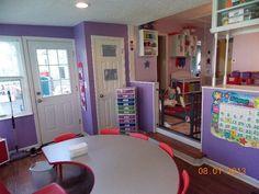 Daycare Setup Montessori Ideas Organization Design