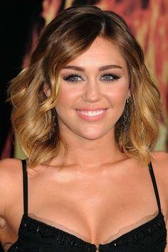 El pelo de Miley Cyrus en 2012 - Miley Cyrus y sus cambios de look