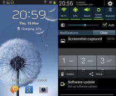 Los Galaxy S II comienzan a actualizarse a Android 4.1.2 (Jelly Bean) de forma oficial