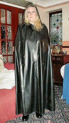 Sbr raincoat femdom