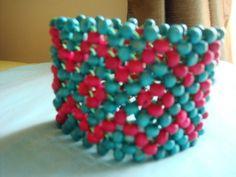 Stunning Wooden Bracelet