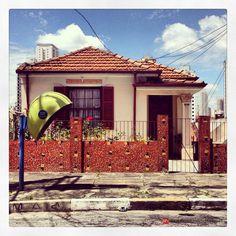 Beautiful house at General Calado street, district of Tatuape  Sao Paulo - Brazil