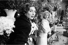 Sisters Suzy Parker and Dorian Leigh