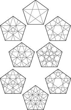 Pentagonal Grid Evolution, via Flickr.