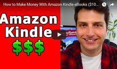 How to Make Money With Amazon Kindle eBooks ($100 Paychecks) --  Today, I want to look at how to make money with Amazon kindle eBooks and do quite well, having SOME GOOD paychecks are you Interested in learning how to make money with Amazon books, then grab a coffee or tea and read on….