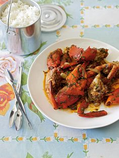 Crab with Tamarind and Chili | rasamalaysia.com
