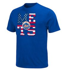 Mets Youth Star Spangled T-Shirt
