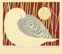 The Sleeping Gull, artist unknown