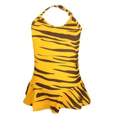 Tiger Swimsuit Orange, Mini Rodini