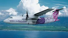Ohana by Hawaiian Airlines. The aircraft design for the new brand was created by renowned Hawai'i designer Sig Zane, and incorporates traditional kapa fabric print elements that represent three symbols of the carrier's brand values (the piko for family and heritage, the manu bird to represent their origins, and the kalo leaf for connections) rooted in Hawaiian culture, according to Hawaiian Airlines.
