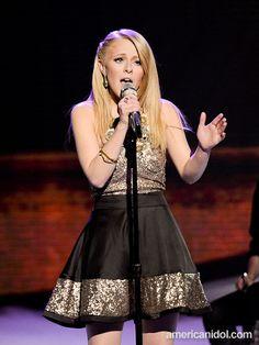 "Hollie Cavanagh sings ""The Climb"" by Miley Cyrus, #American Idol Season 11, Top 6"