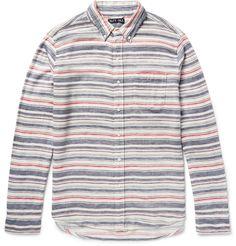 Alex Mill cotton and linen shirt.