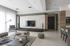 Fresh and elegant residential in Taiwan by HOZO interior design 02
