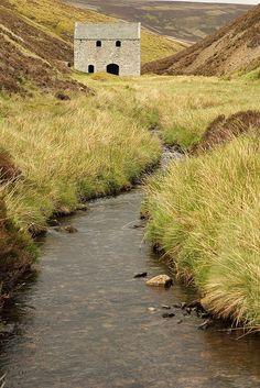 Lecht Mine, Glenlivet Estate, Scotland