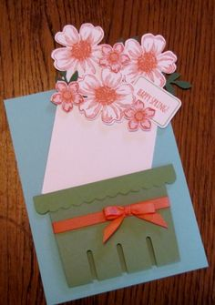 Berry Basket Card #2