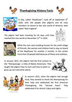 Teaching Thanksgiving History