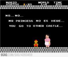 BAHAHAHAHAHA!!! Oh, man, Consuela in a Mario game? Someone please, please, PLEASE make this a reality!