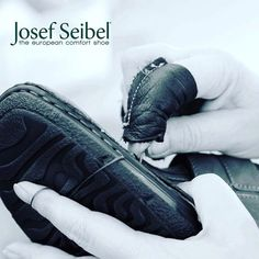 When we say handcrafted we mean quality! #josefseibelshoes #handcrafted #fashion #tiptuesday #eurostyle #quality #shoelover #stitch