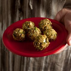 Goat Cheese and Apricot Truffles | SAVEUR